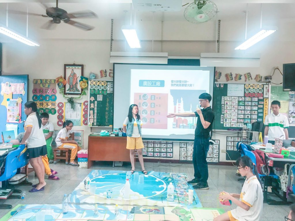 海洋危機-2 學生不想撿垃圾